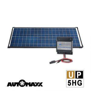 UP-5HG太陽能板充電組